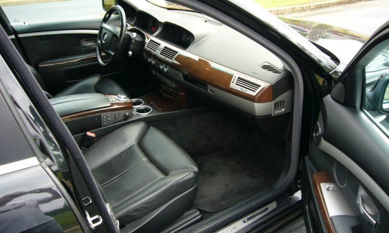 2006 BMW 750Li Sport Sedan | Bay Motorsports
